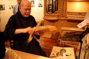 ダミアン原田さんと楽器を楽しむ会、開催します。